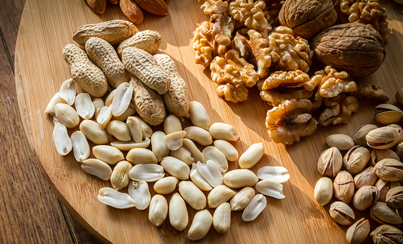 Peanuts, Nuts and Seeds